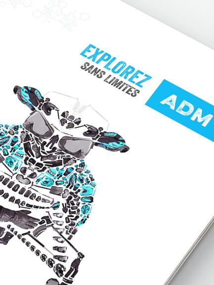 ADM Sports – Campagne hiver 2018