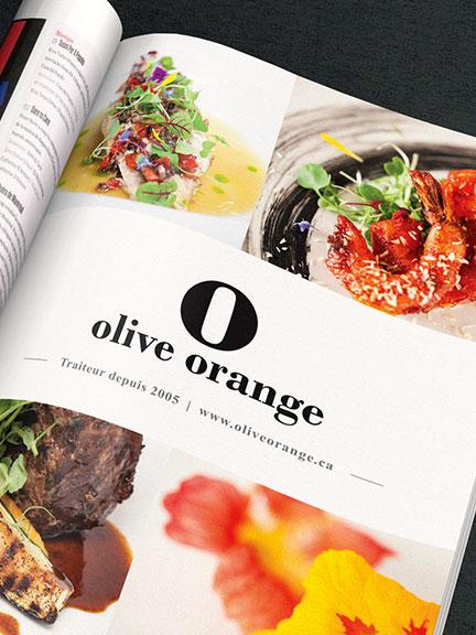 Olive Orange