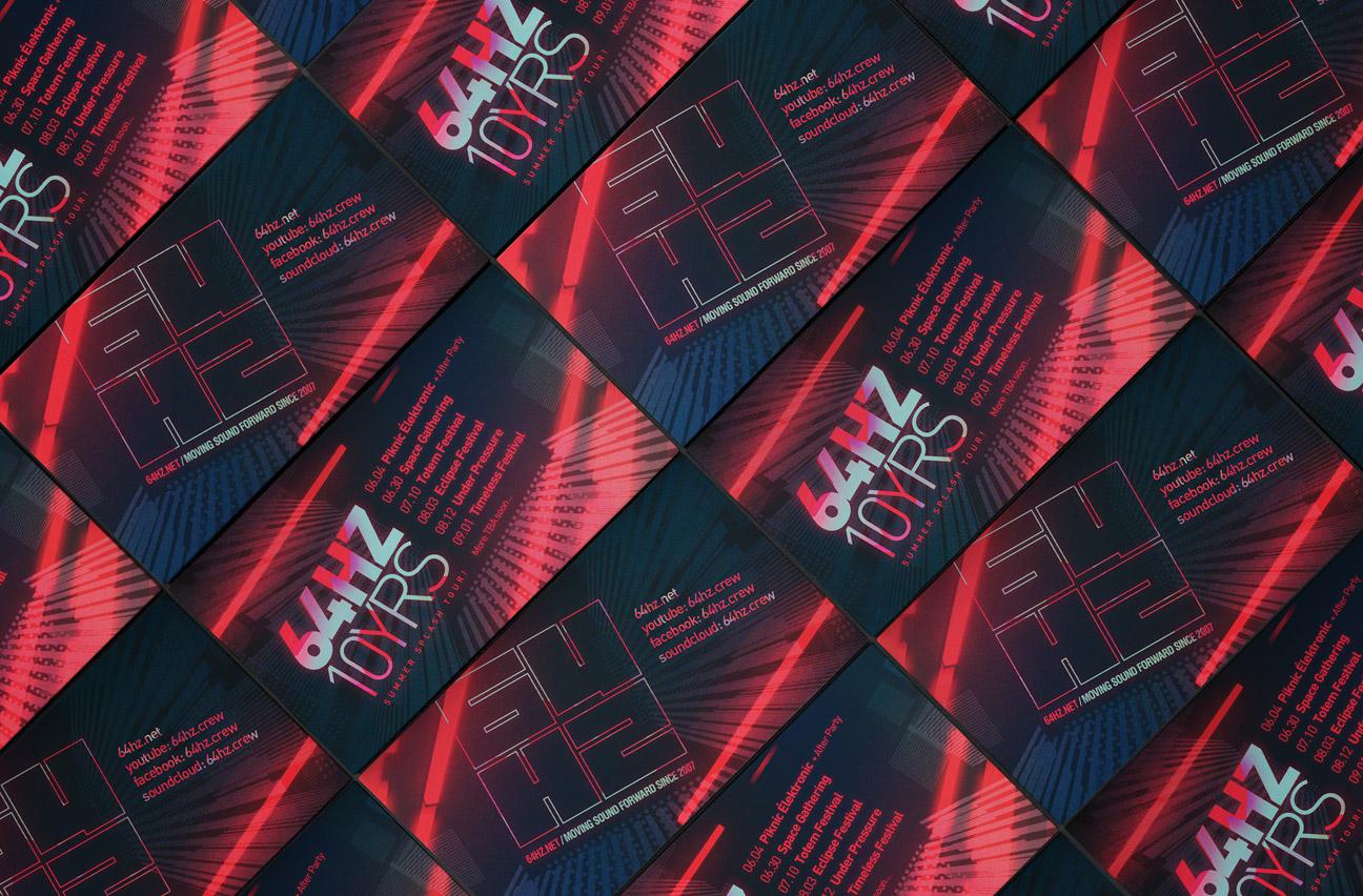 64hz-10ans-cartes